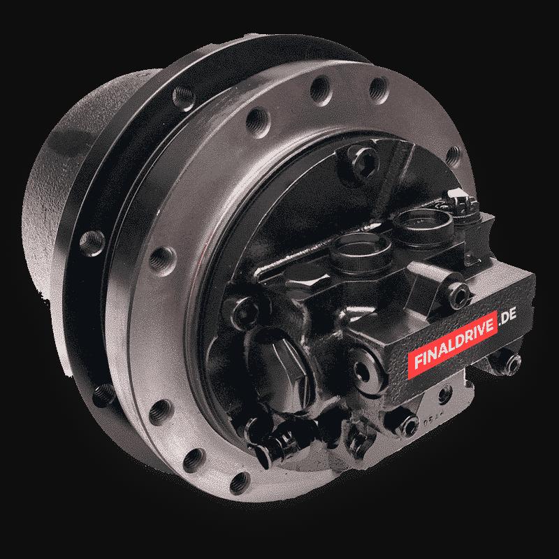 Fahrantrieb Fahrmotor für Bagger, Midibagger, Minibagger