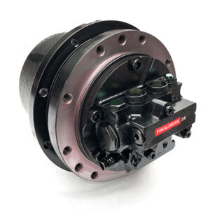 Kettenantrieb Hitachi EX15, Endantrieb Hitachi EX15