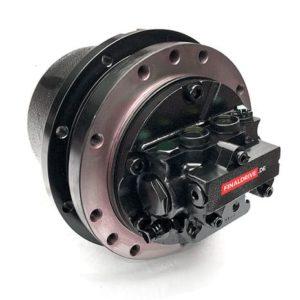 Fahrmotor Hanix N350, Fahrantrieb Hanix N350