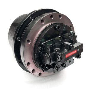 Fahrantrieb Hitachi EX60, Fahrmotor Hitachi EX60