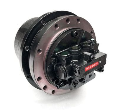 Fahrmotor JCB8010, Fahrantrieb JCB8010