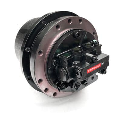 Fahrmotor Hanix H26, Fahrantrieb Hanix H26